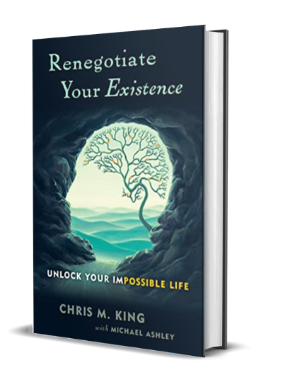 Renegotiate Your Existence Book Cover