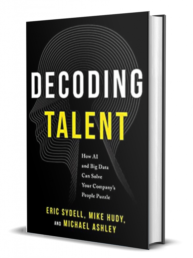 Decoding Talent Book Cover